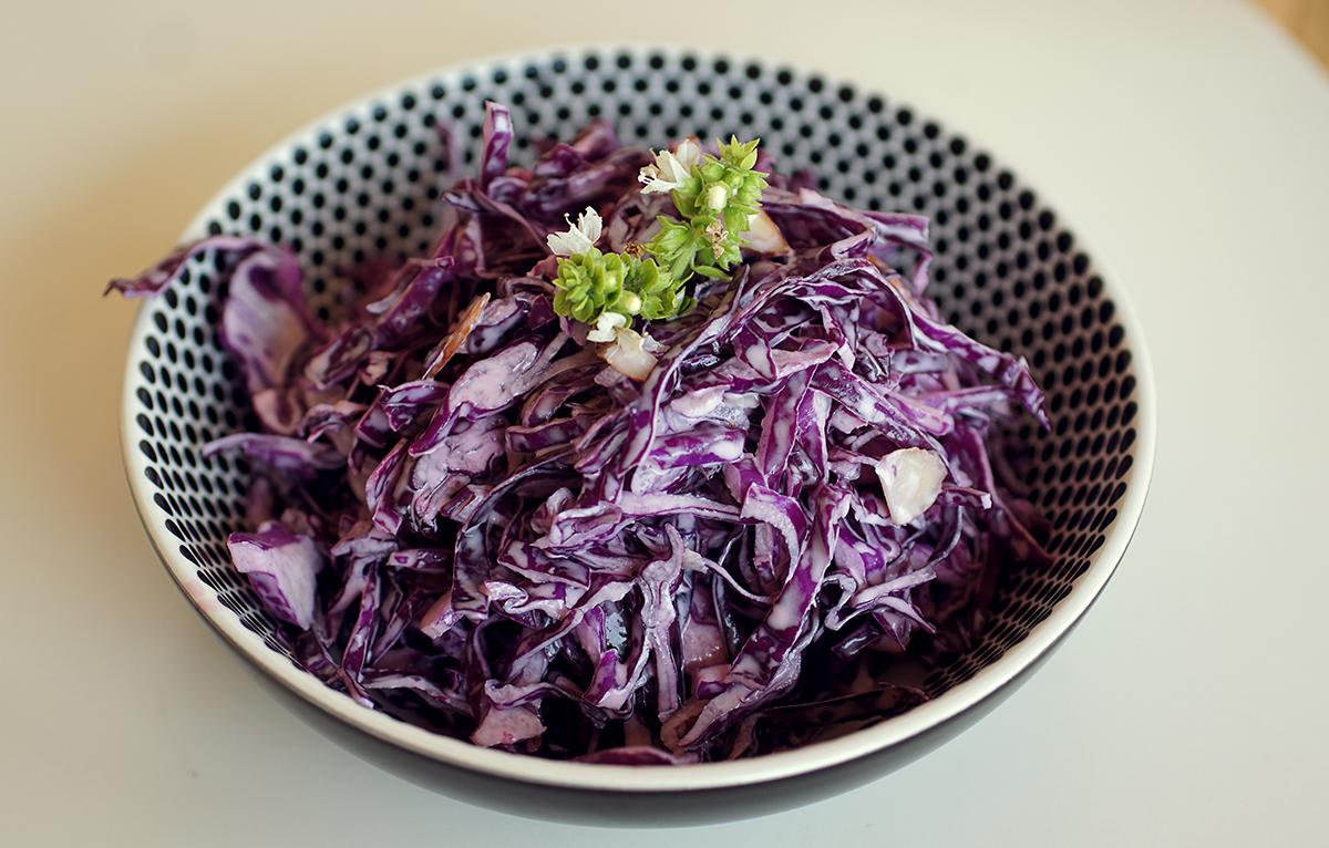 Какие блюда можно приготовить из красной капусты рецепты 45
