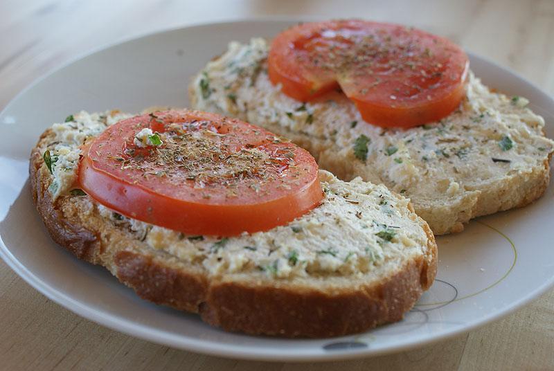 Бутерброды с творожным сыром рецепты с фото